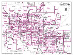 Map Of San Diego Zip Codes by Maricopa County Zip Code Map Zip Code Map