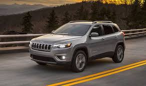 rose gold jeep cherokee jeep cherokee 2019 new car gets updated design power and tech