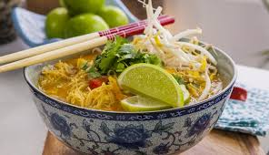 soup kitchen meal ideas thukpa nepalese chicken noodle soup asian food