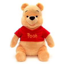 winnie the pooh medium soft