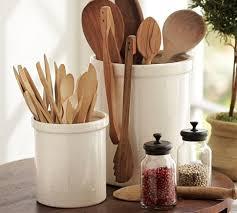 kitchen utensil canister circa white ceramic kitchen utensil holder throughout white