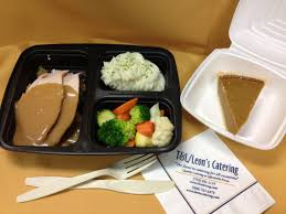 thanksgiving meals delivery individual thanksgiving dinners t l catering s catering