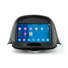 1din android car radio gps navigation player for peugeot 206