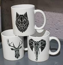 irish designer stencilize custom animal mugs u2013 homestreethome ie