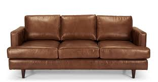 second hand home decor marvelous second hand vintage brown leather sofa about home decor