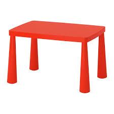 tavolo sedia bimbi mammut tavolo per bambini ikea