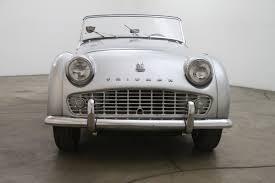 1958 triumph tr3 beverly hills car club