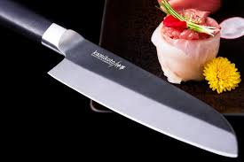 amazon com kamikoto 7in santoku chef knife kitchen u0026 dining