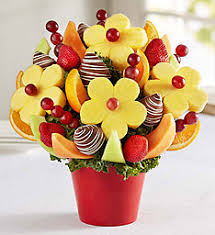 fruit boquet fruit bouquets by 1800flowers spinsaver 1800flowers chocolate