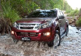 2012 isuzu d max ls u and sx crew cab and space cab ute launch review