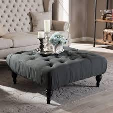leather tufted storage ottoman coffee table amazing small ottoman oversized ottoman rectangular