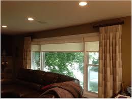 Window Treatments For Wide Windows Designs 3 Window Treatment Ideas For Wide Windows Sunburst Shutters Inside