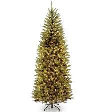 national tree company powerconnect kingswood 7 5 foot fir slim tree