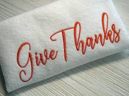 adelaidescorner give thanks embroidery design 6 sizes