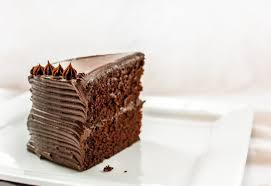 all food considered glossy chocolate icing