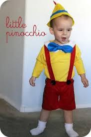 Chica Halloween Costume Diy Pinocchio Costume Homemade Halloween Costumes