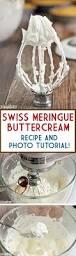 how to make swiss meringue buttercream sugarhero