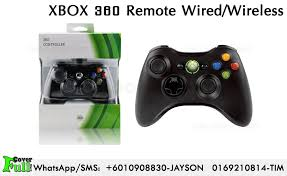 xbox 360 wired wireless controller r end 10 1 2018 7 15 pm