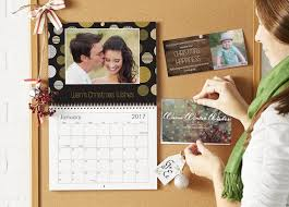 How To Make Your Own Desk Calendar Personalised Photo Wall Calendars 2018 Vistaprint