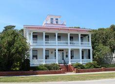 Bed And Breakfast Southport Nc Frying Pan Shoals Light Station Former Coast Guard Station