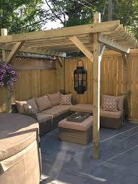 Small Patio Gazebo by 24 Inspiring Diy Backyard Pergola Ideas To Enhance The Outdoor