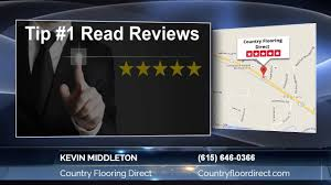 kevin middleton of country flooring direct superb recommendations