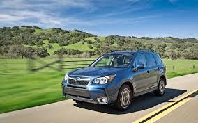 Ford Escape Green - 2013 ford escape titanium vs subaru forester xt truck trend