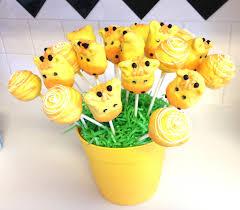 giraffe cake pops cakecentral com