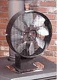 wood burning stove circulating fan heat powered stove fan woodstove fan free breeze wood stove