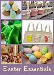 Easter Gift Ideas by The Mindful Home Handmade Easter Basket Gift Ideas