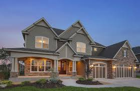 craftsman with amazing great room 73330hs architectural