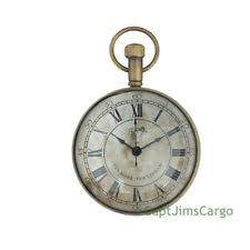 Nautical Desk Clock Brass Nautical Desk Mantel U0026 Shelf Clocks Ebay