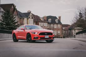 ford canada mustang review 2015 ford mustang gt canadian auto review