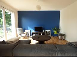 Bleu Canard Peinture by Peinture Salon Bleu