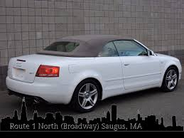audi a4 2007 convertible used 2007 audi a4 2 0t at auto house usa saugus