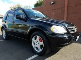 2000 mercedes m class used 2000 mercedes m class for sale 9 used 2000 m class
