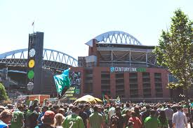 Centurylink Field Map Seattle Sounders And Fgi Announce Food And Beverage Enhancements