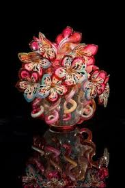 Chihuly Vase Dale Chihuly The Bronx Chihilly Glass Pinterest Dale