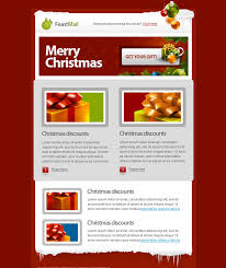 feastmail u2013 christmas email template retro premium vintage