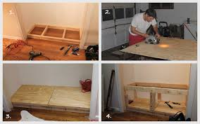 closet makeovers woven home entry closet makeover part 3 building the bench