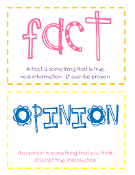 facts vs opinions examples games u0026 activities video u0026 lesson