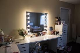 wall vanity mirror with lights vanity mirror with lights makeup
