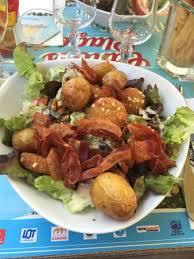 le bureau cahors salade bacon camemberts fris photo de au bureau cahors cahors