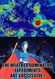 Cobra Commander Meme - man made hurricanes imgflip