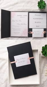 wedding invitation set 10 wedding invitation trends for 2016 wedding invitation