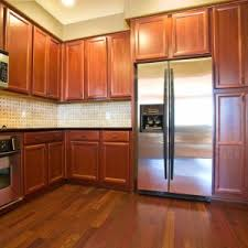 Pre Assembled Kitchen Cabinets Home Depot - decor u0026 tips amazing oak kitchen cabinets for kitchen furnishing