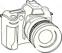 digital slr stock vector art 140005541 istock
