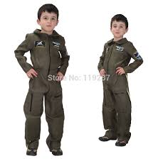 Boys Army Halloween Costumes Cheap Kids Air Force Costume Aliexpress Alibaba