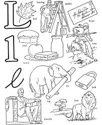lincoln coloring pages alphabet words coloring activity sheet letter l lincoln gift