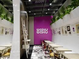Interior Design Of Fast Food Restaurant  House Design - Fast food interior design ideas